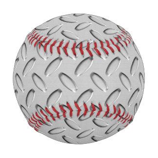 Diamond Industrial Style Background Customizable Baseball