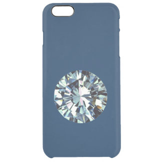 Diamond iPhone 6/6S Plus Clear Clear iPhone 6 Plus Case