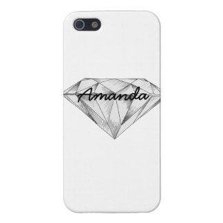 Diamond iPhone SE/5/5s Case