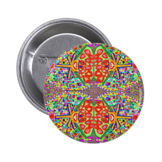 Diamond Jewels : Fine Art Collections 2 Inch Round Button