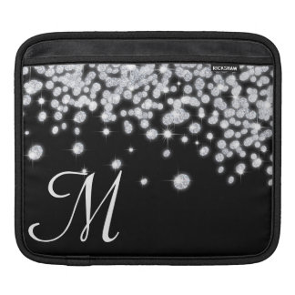 Diamond Jewels Jewelry Monogram IPAD Laptop Bag Sleeve For iPads