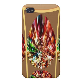 Diamond Jewels n NOVINO Crystal Patterns iPhone 4 Cases