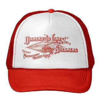 Diamond Jo Line hat