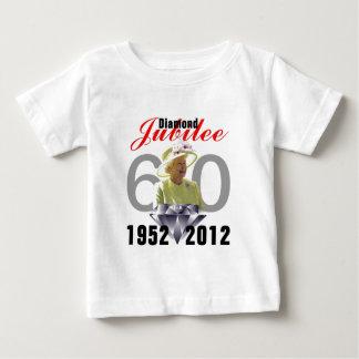 Diamond Jubilee 1952-2012 Baby T-Shirt