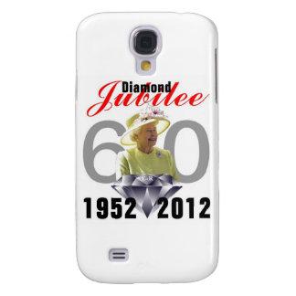 Diamond Jubilee 1952-2012 Samsung Galaxy S4 Covers