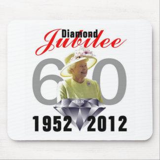 Diamond Jubilee 1952-2012 Mouse Pad