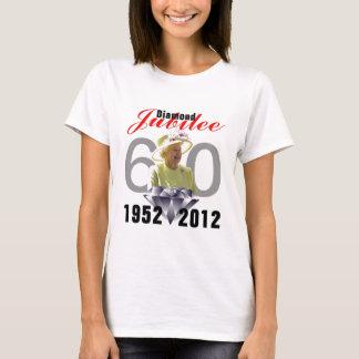 Diamond Jubilee 1952-2012 T-Shirt