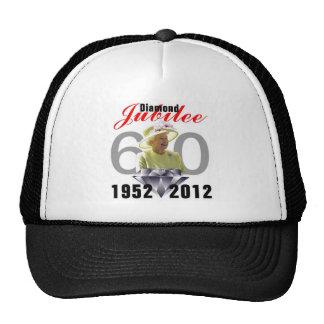 Diamond Jubilee 1952-2012 Trucker Hat