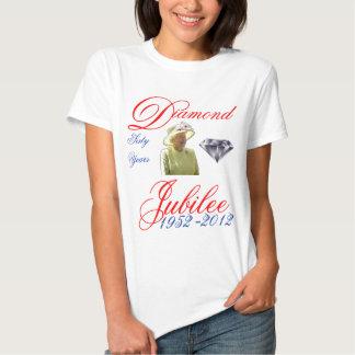 Diamond Jubilee 60 Years Shirt