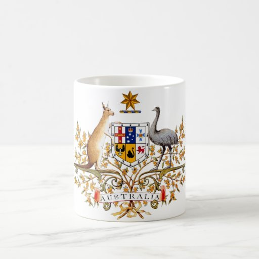 Diamond Jubilee Australia Coffee Mug