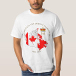 Diamond Jubilee Canada T-Shirt
