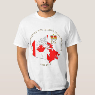 Diamond Jubilee Canada T-Shirt