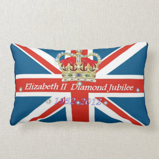 Diamond Jubilee Comemorative Pillow
