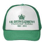 Diamond Jubilee Commemorative Cap Hat