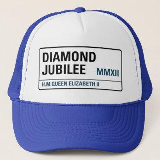Diamond Jubilee Commemorative Cap [Street Sign]