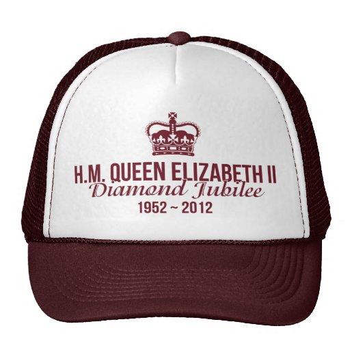 Diamond Jubilee Commemorative Cap Trucker Hat