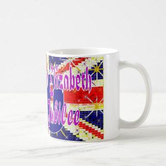 Diamond Jubilee commemorative celebration mug