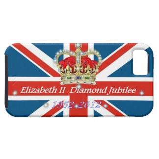 Diamond Jubilee Commemorative iPhone 5 case