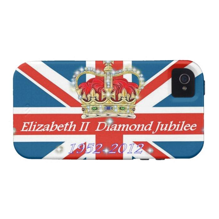 Diamond Jubilee  Commemorative iPhone case