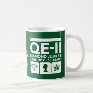 Diamond Jubilee Commemorative Mug