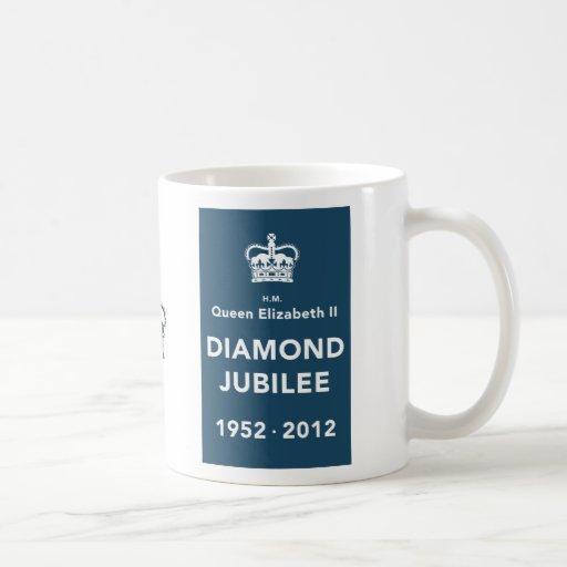 Diamond Jubilee Commemorative Mug [Calm]