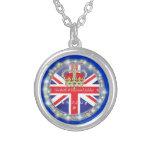 Diamond Jubilee Commemorative Necklace