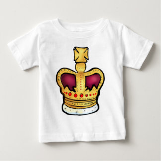 Diamond Jubilee Crown gorgeous drawing Baby T-Shirt