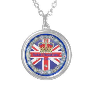 Diamond Jubilee Pendant