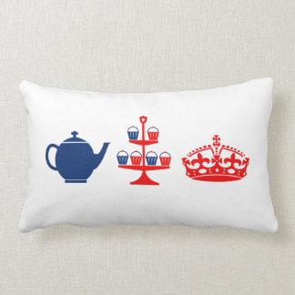Diamond Jubilee Throw Pillows