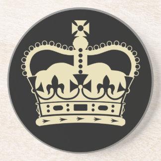 Diamond Jubilee Souvenir Coasters [Crown]