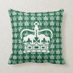 Diamond Jubilee Souvenir MoJo Pillow [Crown]