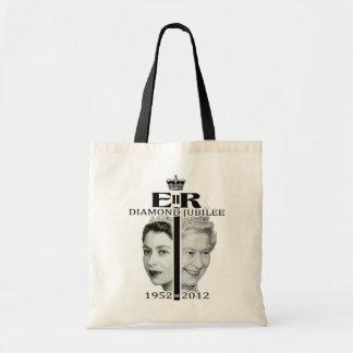 Diamond Jubilee Tote Bag