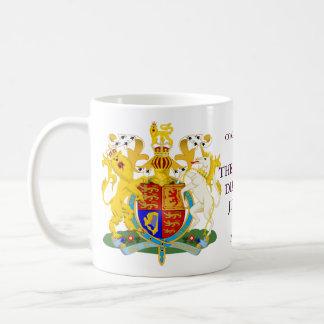 Diamond Jubilee UK Classic White Coffee Mug