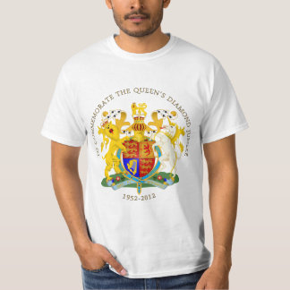 Diamond Jubilee UK T-Shirt
