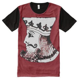 Diamond King All-Over-Print T-Shirt