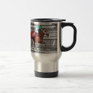 Diamond King - Frankie Pennington Travel Mug