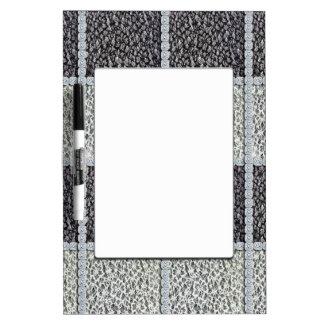Diamond Lace Dry-Erase Board