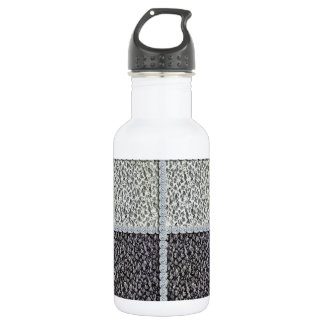 Diamond Lace Stainless Steel Water Bottle
