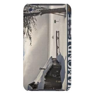 Diamond Lake Marina Winter Barely There iPod Cover
