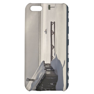 Diamond Lake Marina Winter Case For iPhone 5C