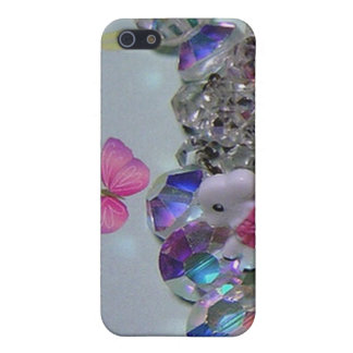 Diamond Lamb Butterfly iPhone 4 Case