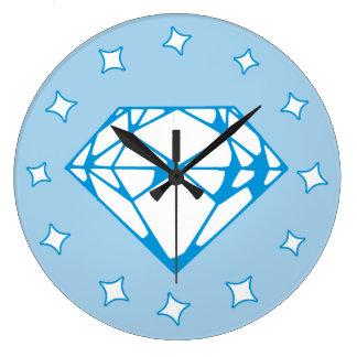 Diamond Large Clock