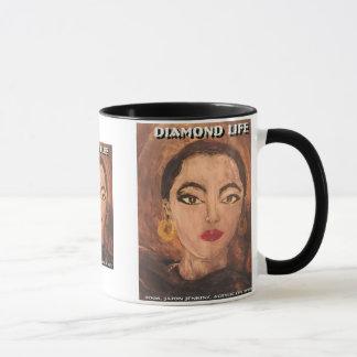Diamond Life Mug