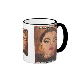 Diamond Life Ringer Mug