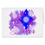 diamond lover card