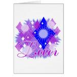 diamond lover greeting cards