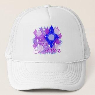 diamond lover trucker hat