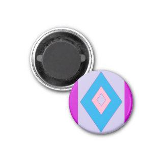 Diamond Magnet Round
