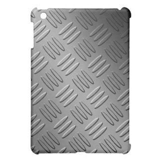 Diamond Metal Plate Mini iPad Case