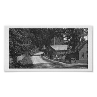 Diamond Mills Paper Co. Millburn NJ Print